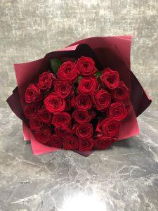 красные розы ульяновск