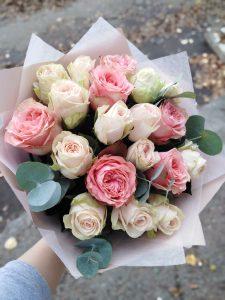 пионовидные розы Ульяновск
