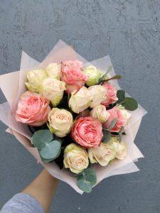 интересные розы