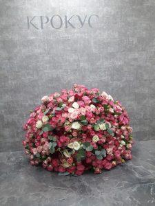 101 кустовая роза