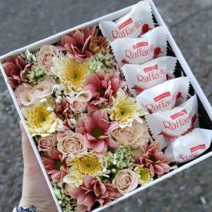 цветы для дочки