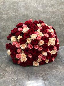 сто одна роза