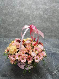 корзина с цветами Ульяновск